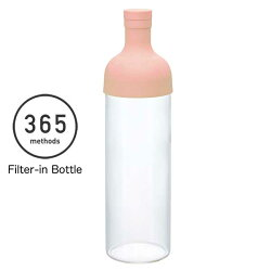 365methodsサンロクゴ・メソッドフィルターインボトルペールピンクFIB-75-365PPR-YY