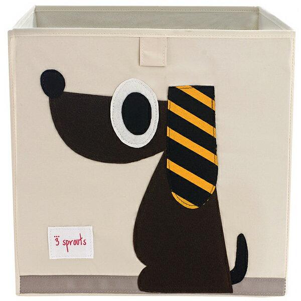 【あす楽】スリースプラウツ 3sprouts ストレージボックス Storage Box ドッグ Dog いぬ【asrk_ninki_item】
