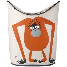 スリースプラウツ 3sprouts ランドリーバスケット Laundry Basket オランウータン Orangutan※底面メッシュタイプ