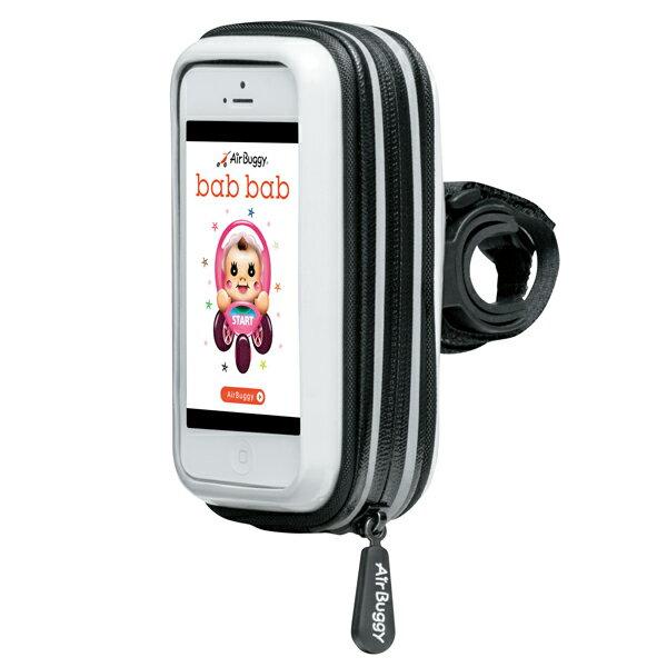 エアバギー Air Buggy スマートフォンホルダー iPhone用 Tablet Holder for iPhone ABI0001※iPhone6ではご利用いただけません。【ポイント10倍】