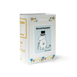 amabroアマブロMoominBabyムーミンベイビーBIB&RATTLEスタイギフトセットMoominPappaムーミンパパ1480