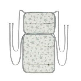 Baby Hopper ベビーホッパー 保冷保温ベビーカーシート WKBH00703 グレースター