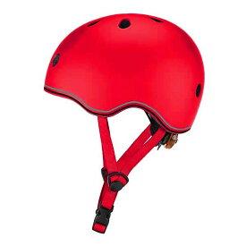 GLOBBERグロッバーHELMETS-JUNIORLEDライト付ヘルメットWKGB506102XXS/XS(45-51cm)Redレッド