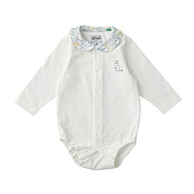 ダッドウェイDAD WAYムーミンベビーMoomin Baby長袖ボディ/F(70-80)モミ/ホワイトAPMB013030100