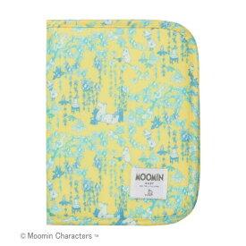 ダッドウェイ DAD WAY ムーミンベビー Moomin Baby 母子手帳ケース ファミリーガーデン イエロー NZMB001085200