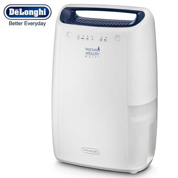 デロンギ DeLonghi タシューゴアリアドライ マルチ 衣類乾燥除湿機 ホワイト DEX16FJ 【送料無料】
