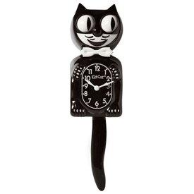 """ディテール DETAIL キットキャットクロック Kit-Cat Klock """"Classic black"""" 2941BK"""
