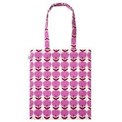 【あす楽】ジジZIZI手提げ袋Carrierbagりんごピンク