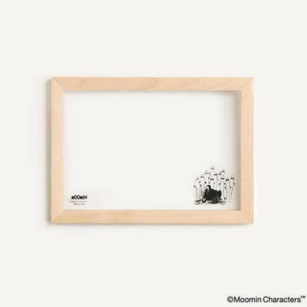 ハイタイド HITIDE ムーミン Moomin フローティングフレーム S MM021