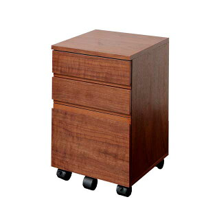 REP レプ Walnut Desk Chest W340 ウォールナットデスクチェスト W340 K-2547BR【送料無料】