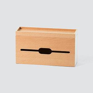 イデアコideacoルーフペーパーボックススリムroof paper box slimid430WHホワイト