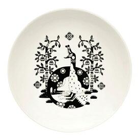 【あす楽】イッタラ iittala タイカ Taika ディーププレート Deep Plate 22cm ブラック Black【asrk_ninki_item】