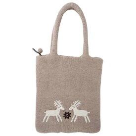 【あす楽】クリッパン KLIPPAN フェルトバッグ Felt Bag ラップランド ベージュ KP891041 【送料無料】【asrk_ninki_item】