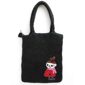 【あす楽】クリッパン KLIPPAN フェルトバッグ Felt Bag リトルミイ ブラック KP891219【送料無料】【asrk_ninki_item】