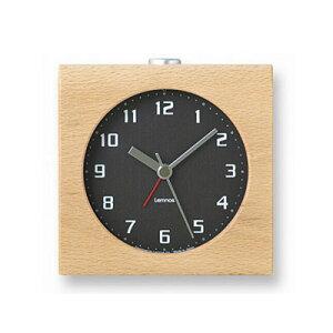 Block ブラック アラーム時計 PA08-30 BK