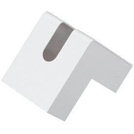 アッシュコンセプト h concept プラスディ +d ティッシュケース Tissue Case フォリオ Folio ホワイト D-660-WH