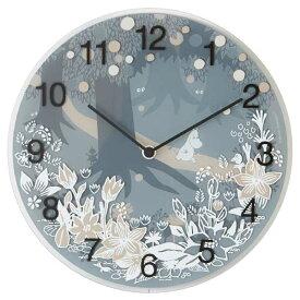 ムーミンタイムピーシーズ Moomin Time Pieces 掛け時計 Moomin in the forest MTP-03-0008【送料無料】