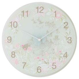 ムーミンタイムピーシーズ Moomin Time Pieces 掛け時計 Little My chasing MTP-03-0010【送料無料】