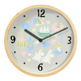 【あす楽】ムーミンタイムピーシーズ Moomin Time Pieces 掛け時計 パステルMTP-03-0021【asrk_ninki_item】