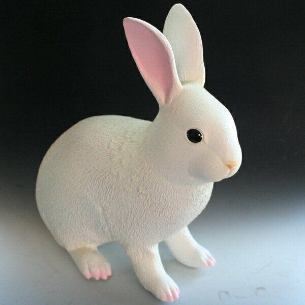 プエブコ PUEBCO ラバーアニマルズ ウサギ RUBBER ANIMALS Rabbit /101101