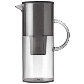 ステルトン stelton クラシック ウォーターフィルタージャグ Classic Water Filter Jag 2.0L スモークグレイ 1310-10