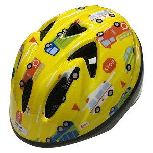 TETE テテ ヘルメット Splash Heart スプラッシュハート はたらく車2 Sサイズ