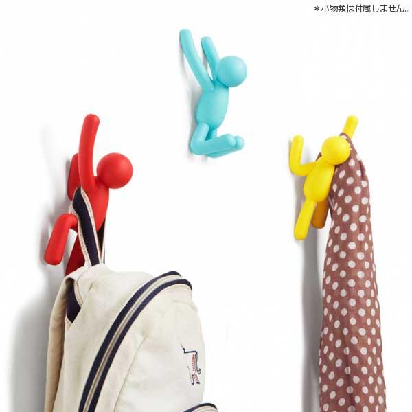 アンブラ umbra バディフック 3セット カラー 2318165-022【ラッピング不可】