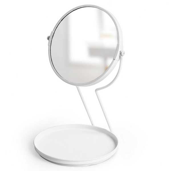 アンブラ umbra シーミー ミラー SEE ME Mirror ホワイト 21005281-660