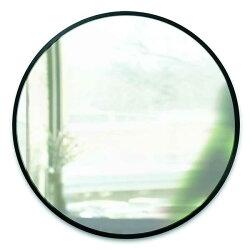アンブラumbraハブミラー61×61cmHUB24MIRRORブラック21008243-040