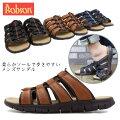 bobsonボブソンコンフォートサンダルスリッポンメンズサンダルNo51133