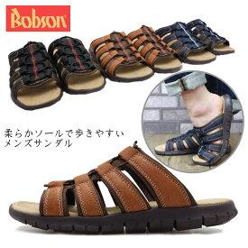 bobson ボブソン コンフォートサンダル スリッポン メンズサンダル No51133
