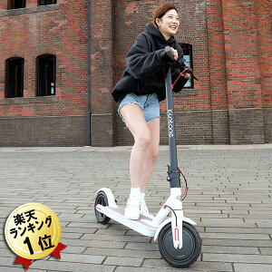 あす楽 電動キックボードKINTONEキントーンModel One モデルワン ホワイトi-kin-model1-wht 電動スクーター 電動2輪車 電動二輪車 電動キックスケーター キックスクーター 充電式 大人用 キックバイ