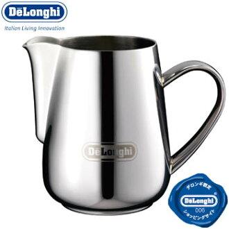 Delonghi DeLonghi milk jug stainless steel 400 cc milk pitcher MJD400 microfoam
