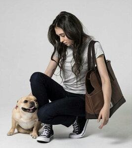 【送料無料】ペット キャリー バッグ 猫 犬 トートキャリー パッグ お出かけ(Mサイズ 6色) 日本正規代理店 ペットキャリーバッグ 通院 ドライブ 防災 旅行 [Tailfour] ペット用品・ペットグッ
