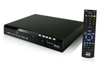 ブルーレイプレーヤーブルーレイディスクプレーヤーDVDプレーヤーDVDプレイヤーHBD-2280SAVOX送料無料