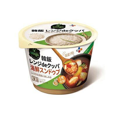 bibigo 韓飯 レンジクッパ スンドゥブ【メーカー直送・正規品】