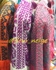 Ortega embroidery ethnic fringe mini-tunic dress long sleeves vivid color embroidery tassel sleeve resort tassel celebrity in the spring and summer