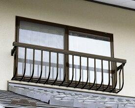 アルミ窓手すりワイド 出幅:270mm 単体サッシ用 16505 W:1,913mm × H:500mm DIY LIXIL リクシル TOSTEM トステム