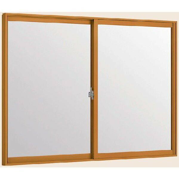 トステムインプラス 引き違窓 2枚建 複層ガラス 遮熱グリーン3mm+透明3mmガラス: 幅1501〜2000mm×高1001〜1400mm リクシル 内窓 TOSTEM LIXIL DIY リフォーム