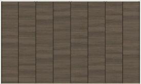 特注サイズ ラシッサD ラテオ クローゼット 折戸レールタイプ 8枚折戸 ALCF-LAD W:2747-3648mm × H:1545-2425mm ノンケーシング / ケーシング LIXIL