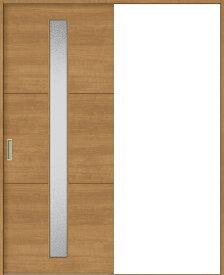 特注サイズ ラシッサS 室内引戸 Vレール方式 片引戸 標準タイプ ASKH-LGD 錠付 W:1188-1992mm × H:1728-2425mm ノンケーシング/ケーシング LIXIL TOSTEM DIY リフォーム