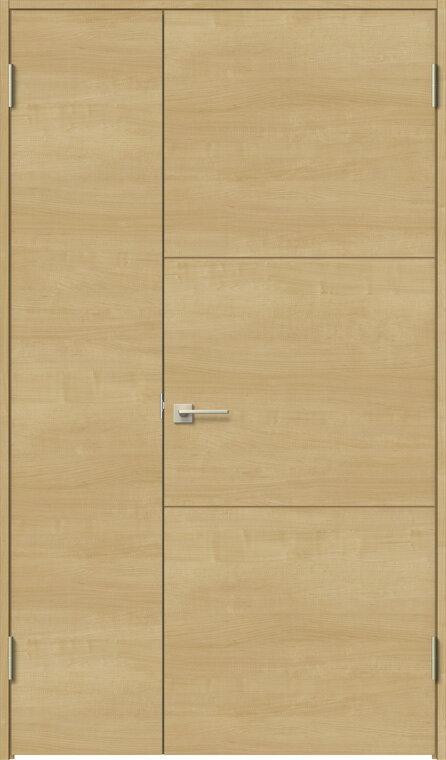 特注サイズ ラシッサS 親子ドア ASTO-LAD 錠付 W:889-1,408mm × H:1740-2,425mm ノンケーシング / ケーシング LIXIL リクシル TOSTEM トステム