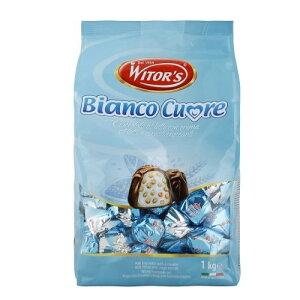 WITOR'S(ウィターズ) ミルクチョコレート プラリネ 1kg cos0005