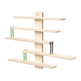 IKEA イケア ウォールシェルフ 37x37cm n10381853 LUSTIGT