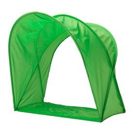 IKEA イケア SUFFLETT ベッドテント グリーン c60332474
