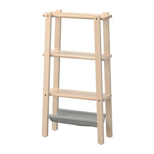 IKEA(イケア) VILTO シェルフユニット バーチ z50344458