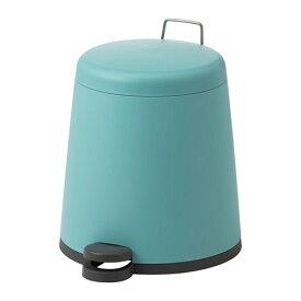 IKEA イケア SNAPP ペダル式ゴミ箱 ブルー d60322413