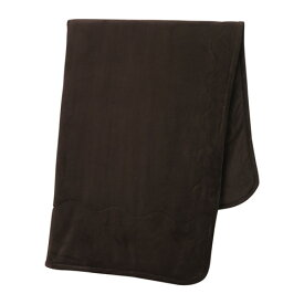 IKEA イケア 毛布 ブラウン 150x200cm VITGROE d00368847