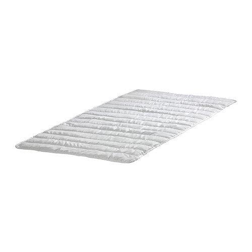 IKEA(イケア) NATTLIG 防水マットレスプロテクター ホワイト a70240681