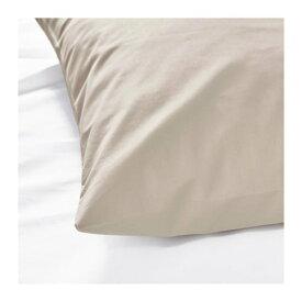 IKEA イケア DVALA 枕カバー ベージュ z20357188